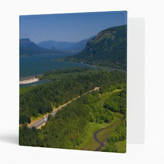 Customizable binder: Columbia River Gorge
