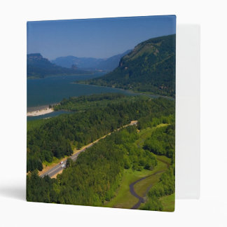 Customizable binder: Columbia River Gorge Binder