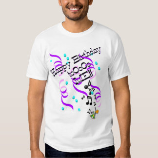 Customizable Birthday Shirt