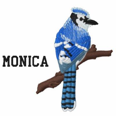 Customizable Blue Jay Polo