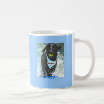 Customizable Blue Mug