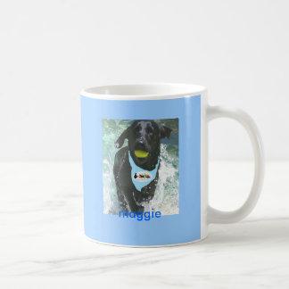 Customizable Blue Mug