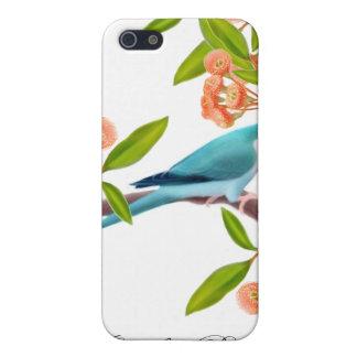 Customizable Blue Quaker Parrot Speck Case
