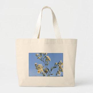 Customizable Blue Skies Jumbo Tote Bag