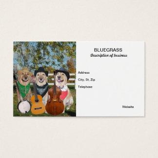 Customizable Bluegrass Labs Business Card