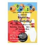 birthday party, bowling party, bowling birthday