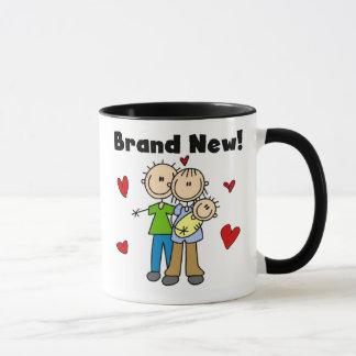 Customizable Brand New Baby Mug
