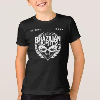 Customizable Brazilian Jiu Jitsu Kids T-Shirt