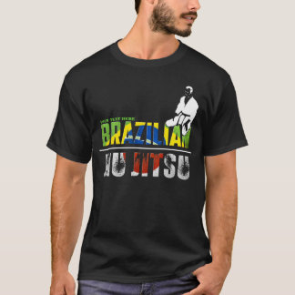 Customizable Brazilian Jiu-Jitsu T-Shirt