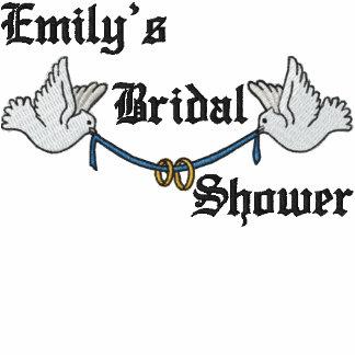 Customizable Bridal Shower Design Polo