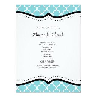 "Customizable Bridal Shower Invitation 5.5"" X 7.5"" Invitation Card"
