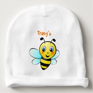 Customizable Bumblebee Baby Beanie