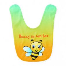 Customizable Bumblebee Bib