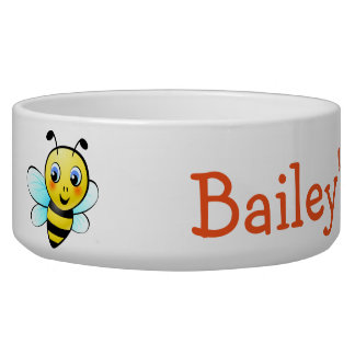 Customizable Bumblebee Bowl