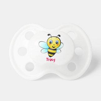 Customizable Bumblebee Pacifier