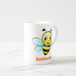 Customizable Bumblebee Tea Cup