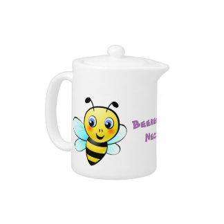 Customizable Bumblebee Teapot
