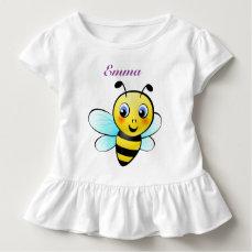 Customizable Bumblebee Toddler T-shirt