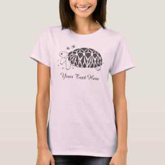 Customizable Burmese Star Tortoise Shirt