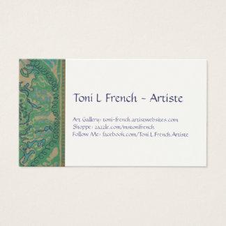 Customizable Business Card