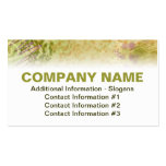 Customizable Business Card - Olive Medley Top