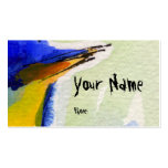 Customizable Business Cards  # 9917 F by Ginette
