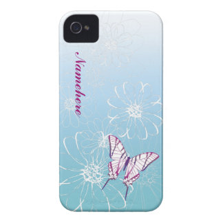 Customizable: Butterfly Case-Mate iPhone 4 Case