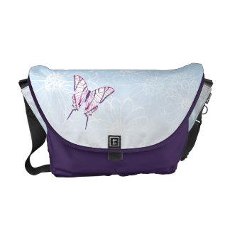 Customizable: Butterfly Commuter Bag