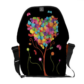 Customizable Butterfly Tree Rickshaw Commuter Bag