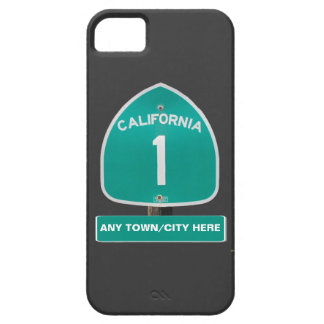 Customizable CA Highway 1 iPhone Case iPhone 5 Cover