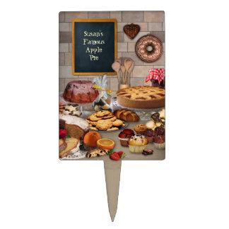 Customizable Cake Topper
