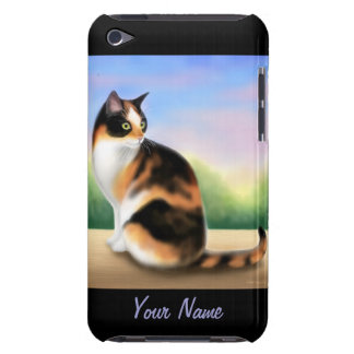 Customizable Calico Cat at Dusk Speck Case