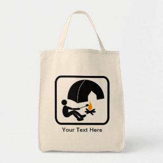Customizable Camper Logo Bags