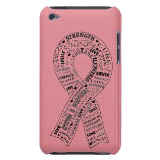Customizable Cancer Awareness IPod Case