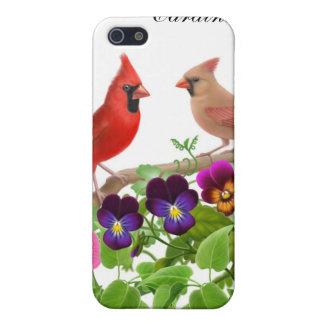 Customizable Cardinal Couple Speck Case