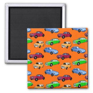 Customizable Cars Magnet