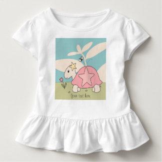 Customizable Cartoon Star Tortoise Shirt