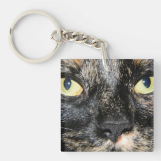 Customizable Cat Keychain