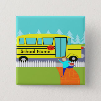 Customizable Catching the School Bus Button