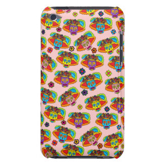 Customizable Catrina Sugar Skulls iPod Touch Cases