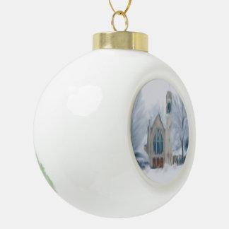 Customizable Ceramic Ornaments