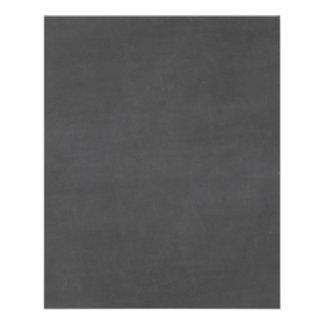 "Customizable Chalkboard Background 4.5"" X 5.6"" Flyer"