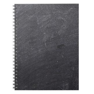Customizable Chalkboard Base Notebook