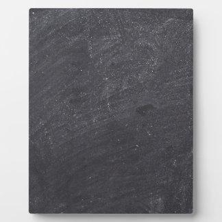 Customizable Chalkboard Base Display Plaques