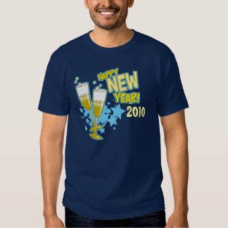 Customizable Champagne New Years Shirt