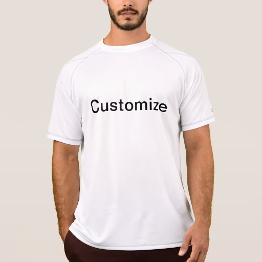 Customizable Champion Double Dry Muscle T-Shirt