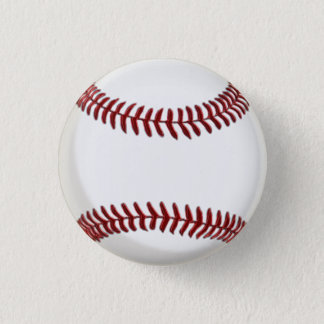 Customizable Cheap Baseball Baby Shower Favors Button