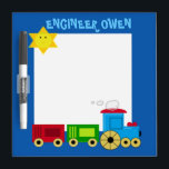 "CUSTOMIZABLE CHILD&#39;S  DRY ERASE BOARD<br><div class=""desc"">CUSTOMIZABLE CHILD&#39;S DRY ERASE BOARD</div>"