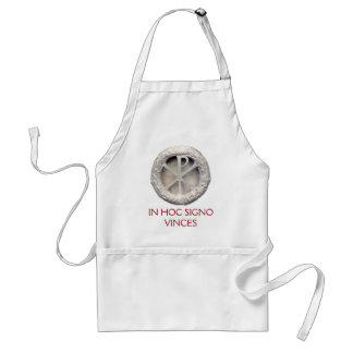 Customizable Christian Symbol Adult Apron