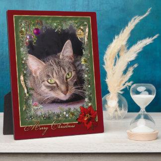 Customizable Christmas Photo Frame